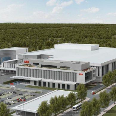 Multinacional ABB construye futurista planta en donde robots fabricarán robots