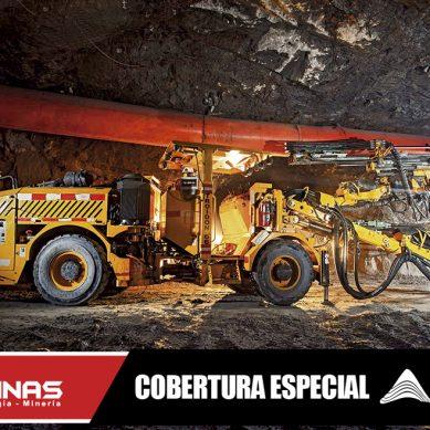 CEO de Resemin: «El jumbo a batería responde a las demandas de la actual minería»