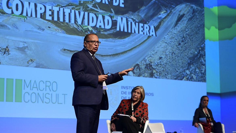 IIMP presenta Índice de Competitividad Minera en Perumin 34
