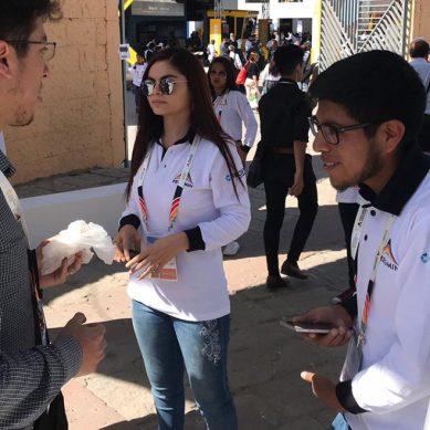 La juventud es la protagonista de la convención minera Perumin 34