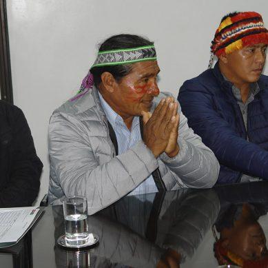 «Queremos la inversión privada»: comunidades del Morona exigen desarrollo de Lote 64