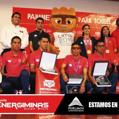 Petroperú felicita labor de atletas en Juegos Panamericanos y Parapanamericanos Lima 2019