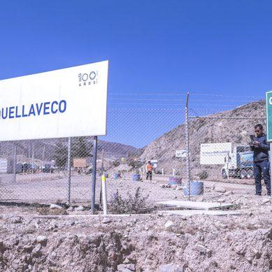 Reubicarán estación de combustibles de Quellaveco a un área de 15,500 m2