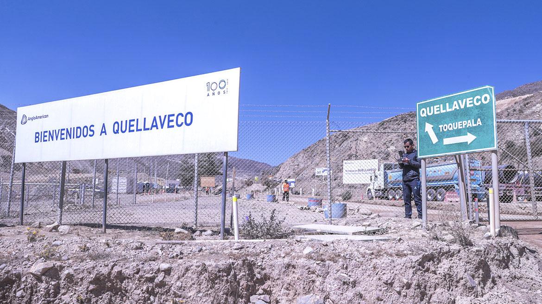 Antes Chinalco y ahora Anglo American: motores eléctricos de brasileña WEG llegan a Quellaveco