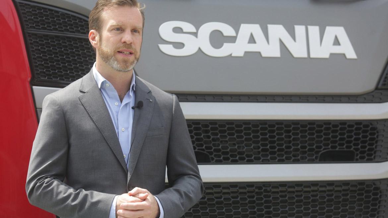 Scania Perú espera llegar al 10% de participación en la categoría de camiones