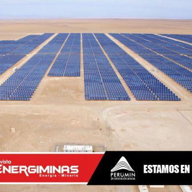 Dos plantas solares en Tacna se convierten en activos de española Solarpack