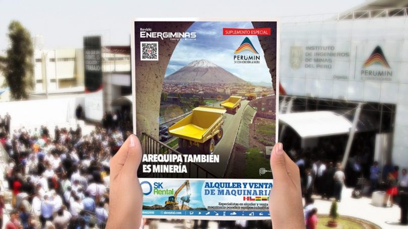 Energiminas distribuirá suplemento especial en aeropuerto de Arequipa