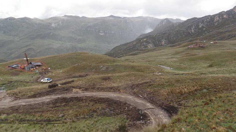 Tinka sigue coleccionando «mejores intervalos» de zinc y plata en proyecto Ayawilca