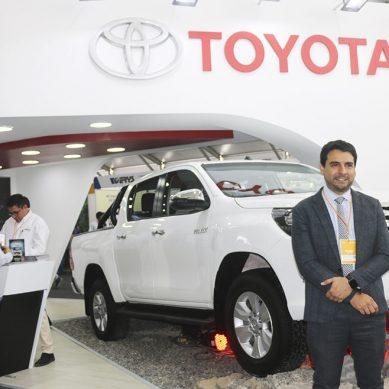Toyota del Perú ha vendido más de 3,000 camionetas a mineras este año