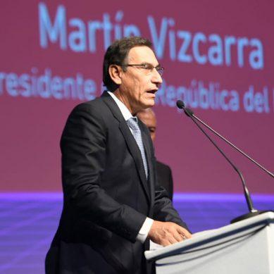Martín Vizcarra: «Este Gobierno ha dado y seguirá dando un lugar expectante a la minería»