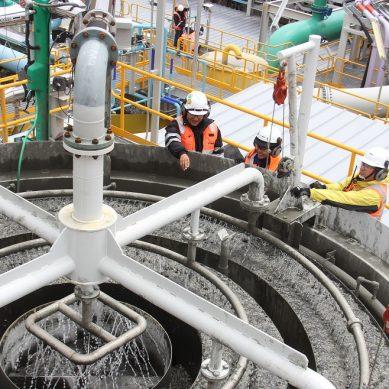 Antapaccay y Toquepala equipadas con sistema que mejora recuperación en etapa de flotación