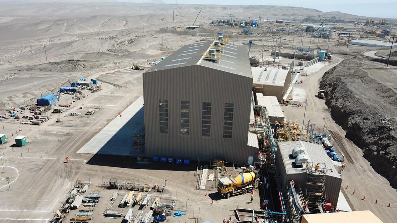 HLC entregará taller de camiones mineros de US$16 millones a Mina Justa en octubre