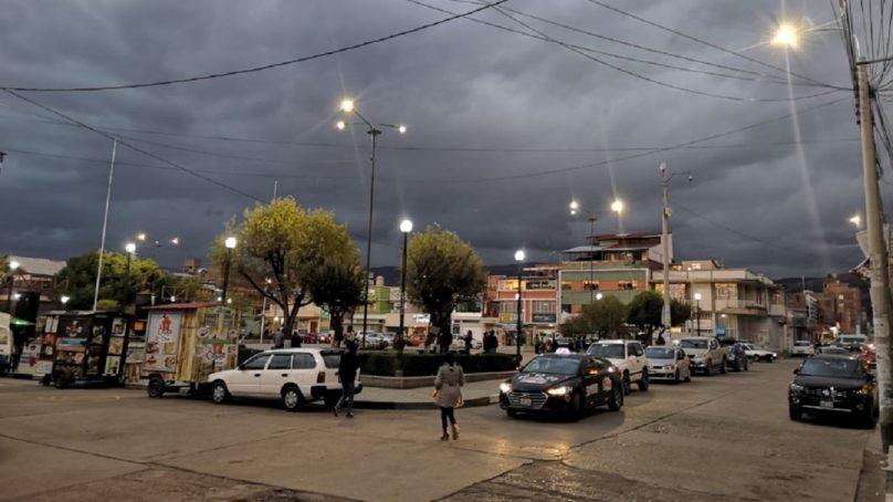 Electrocentro transforma iluminación pública en Huánuco con LEDs ahorradores