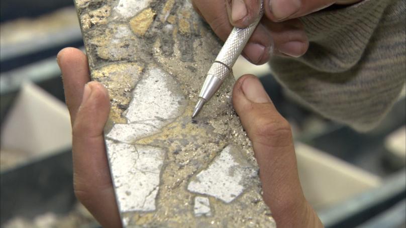 Titular de proyecto minero en Áncash busca financistas europeos
