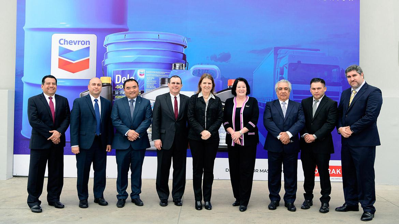 Chevron: «Hemos puesto el foco en Sudamérica»