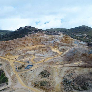 Minera Coimolache presupuesta US$3.1 millones para mejoras en gestión de agua en tajo Mirador