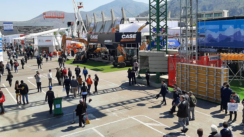 Feria de construcción e infraestructura CONEXPO Latin America 2019 ha sido un éxito