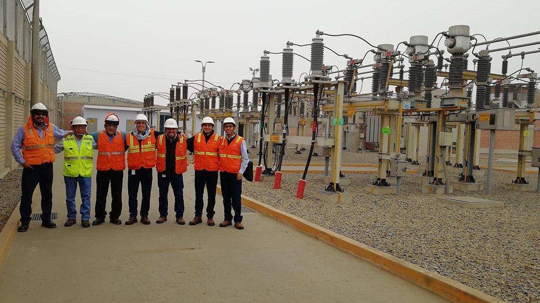 San Juan de Lurigancho: Enel culminó construcción de línea de transmisión de S/13 millones