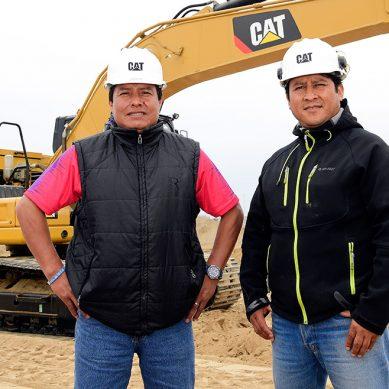 Operadores peruanos de maquinaria rumbo a EE.UU. para disputar Concurso Regional de Caterpillar