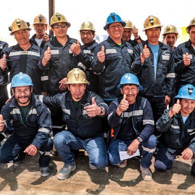 Lambayeque y Huánuco con S/ 151 mil para sus procesos de formalización minera