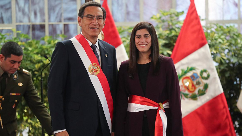 «Sé de la pobreza extrema en mi país desde niña»: María Antonieta Alva, nueva titular del MEF
