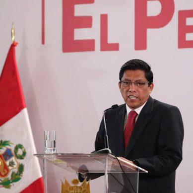 Vicente Zevallos: OEFA realizará «una supervisión documentaria in-situ» de Tía María