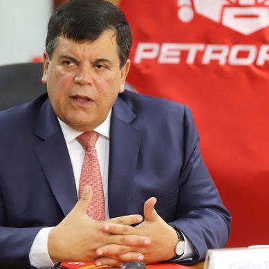 Presidente de Petroperú ratifica que Refinería de Talara producirá desde el 2021