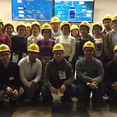 Petroperú enseñó a estudiantes de la UNI cómo se procesan los combustible en Refinería Conchán