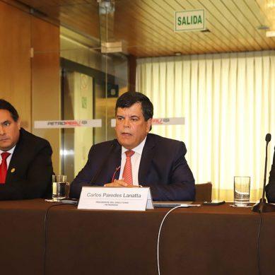 «Necesitamos US$1,500M para terminar Refinería de Talara pero no voy a endeudar más a Petroperú»