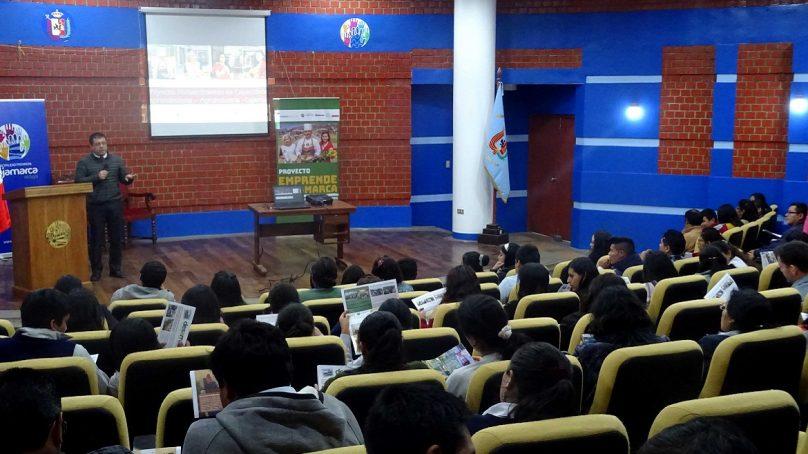 Yanacocha fomentará más de un centenar de negocios sostenibles en Cajamarca