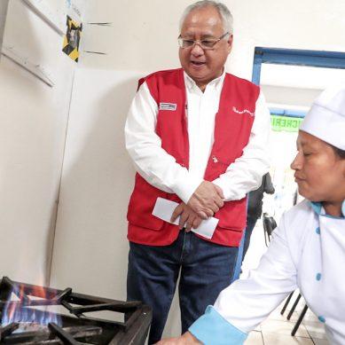 Ministro Juan Carlos Liu se ha propuesto «masificar» el BonoGas Residencial