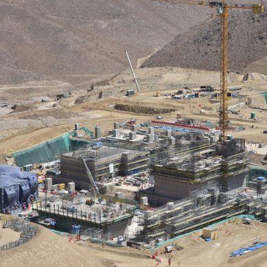 Proyecto Quellaveco tiene avance del 50% y 75%, Mina justa
