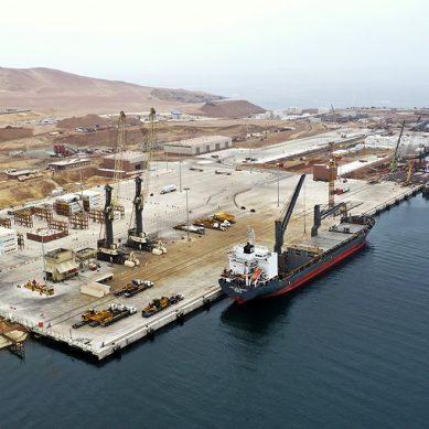 «Por el puerto General San Martín siempre se han embarcado minerales»: TPParacas resolverá consultas sobre MEIA-d