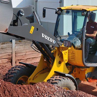 Volvo estrenará su sostenible cargadora eléctrica L25. ¿Cómo es? Conócela aquí