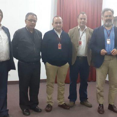 Edafotec pretende colocar su innovador sistema depurador de aguas ácidas en la minería peruana