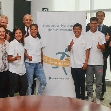 En Busca del Oro, la iniciativa de Buenaventura en bien de los jóvenes atletas