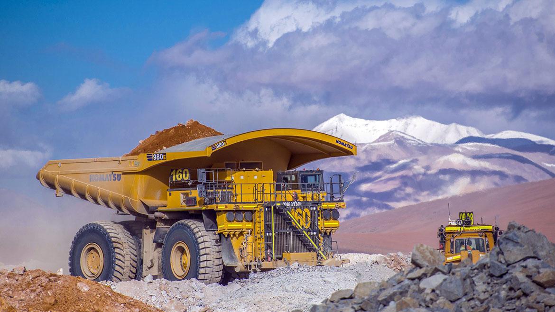 Inversión en equipos mineros escala hasta los US$711 millones por Marcobre y Anglo American