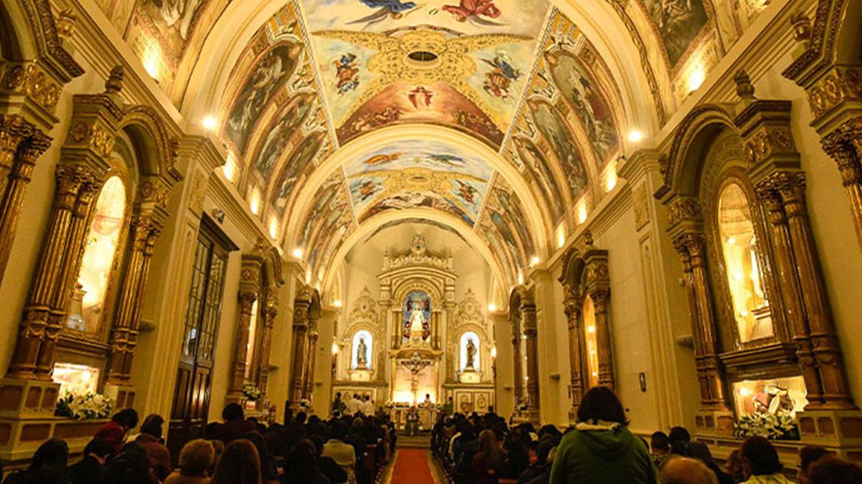 Minera Cerro Verde restaura Santa Marta, histórica iglesia de Arequipa