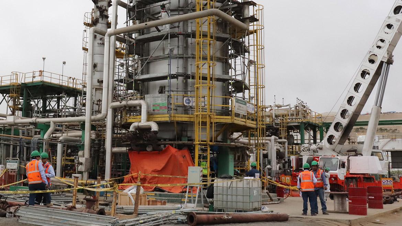 Refinería Conchán de Petroperú inició su programada parada de planta