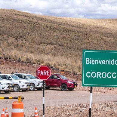 Antapaccay: «Respaldamos el proceso de consulta previa del proyecto Coroccohuayco»