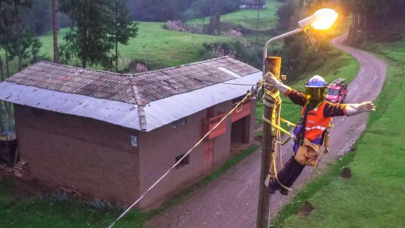 Electrificación rural: Hay 40 proyectos con potencial de ser financiados mediante OxI