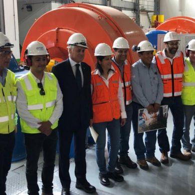 Enel Perú reinauguró central hidroeléctrica Callahuanca, dañada por El Niño Costero