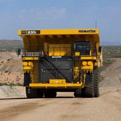 Autónomos: Rio Tinto eligió a Caterpillar y BHP, 41 camiones modelo 930E-5 de Komatsu