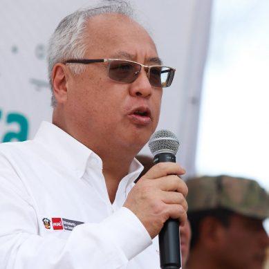2,600 familias de Piura tendrán gas natural en un año, anticipa ministro Liu Yonsen