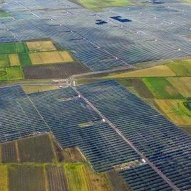 Enel emprende operaciones de su gigantesca planta solar de 220 Mw