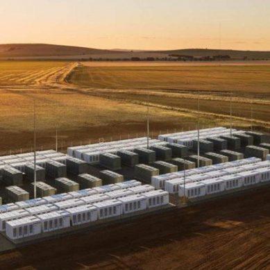 Tesla y Neoen se preparan para ampliar mayor batería de litio del mundo