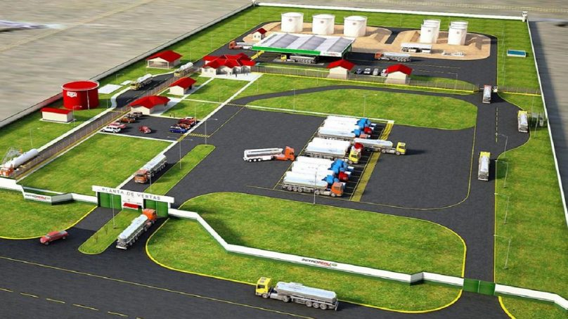 Planta de Petroperú en Pasco: 47.7% de avance, 77.6% de mano local y 0% de accidentes