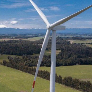 Sacyr Industrial construirá dos proyectos eólicos con una potencia de 241 MW en Chile