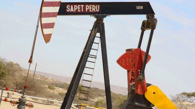 Sapet alista varios cambios para anticipar su creciente producción petrolera del 2017-2023