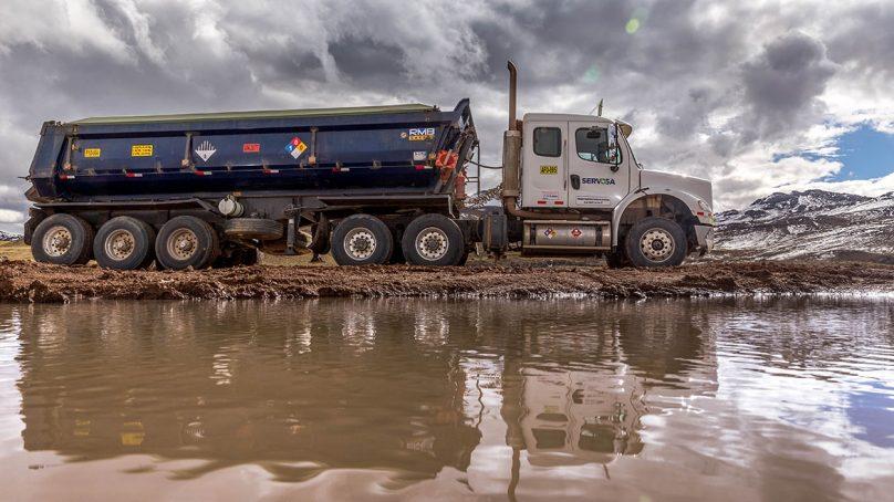 Las Bambas: ¿cuántos volquetes de la minera han tenido accidentes en Corredor Vial Sur?